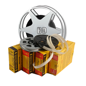 high definition film conversion