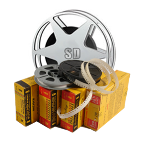 convert film to digital