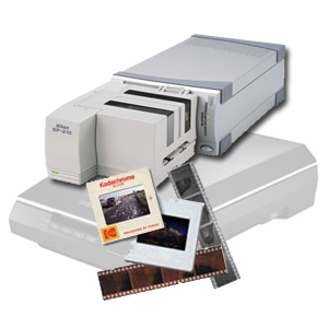 slide and photo scanning services